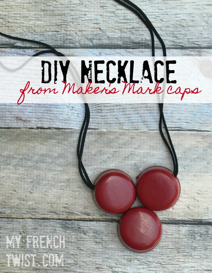 necklace from makers mark caps - myfrenchtwist.com