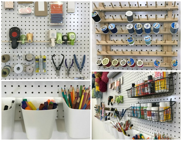 womans guide to building pegboard - myfrenchtwist.com