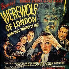 werewolf lesson plans