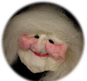 apple head doll