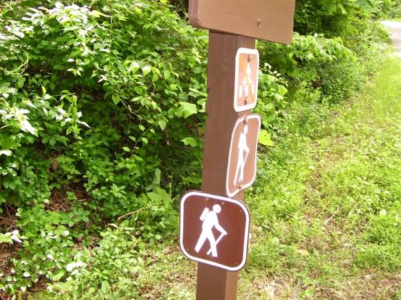 Take a Hike classroom ideas