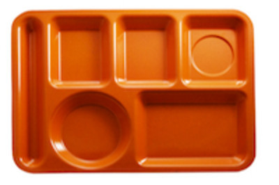 lunchroom tray