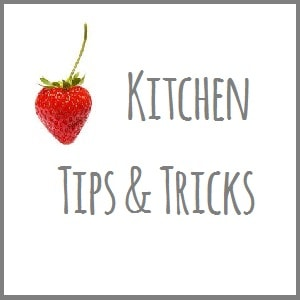 Kitchen Tips & Tricks1