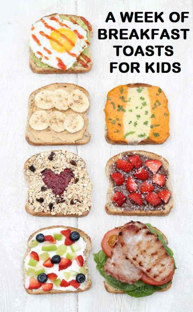 breakfast ideas for children | my fussy eater