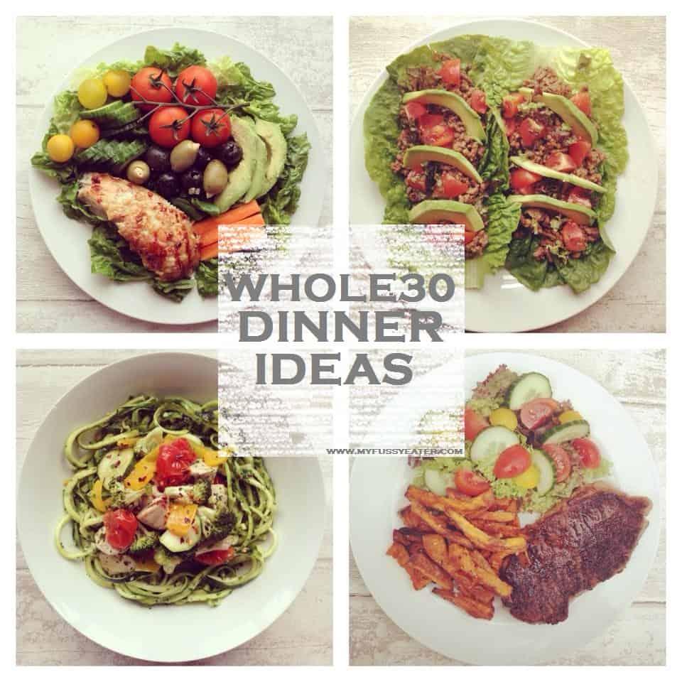 Whole30 Dinner Ideas