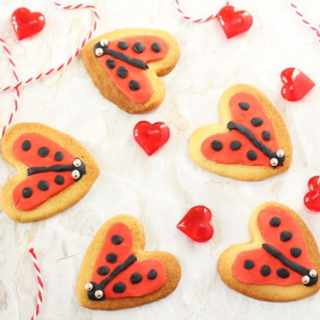 Love Bug Cookies | Valentine's Day Recipes for Kids