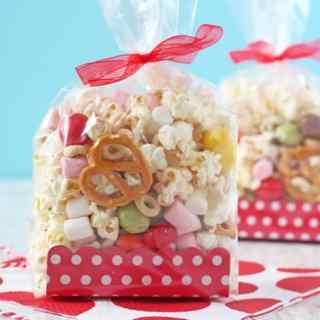 Sport Relief Popcorn Snack Bags