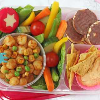 Back-to-School Lunchbox for Picky Eaters