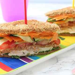 Club Sandwich for Kids