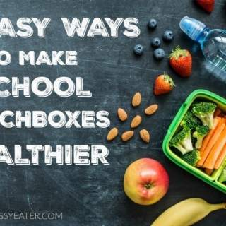 5 Easy Ways to Make School Lunchboxes Healthier