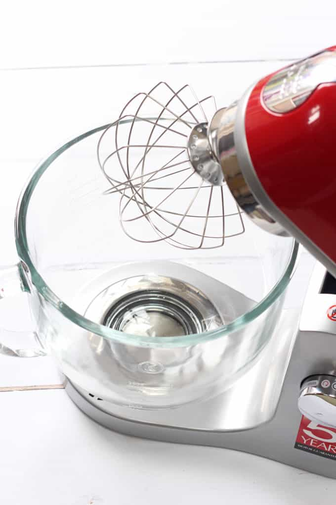 The beautiful new and improved Kenwood kMix Range, including this spicy red stand mixer!