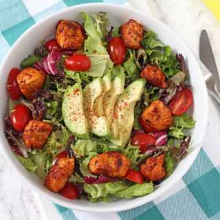 Smoked Paprika Chicken Salad