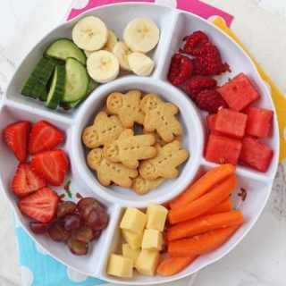 The Importance of Snacking for Toddlers