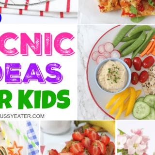 25 of the Best Picnic Food Ideas for Kids
