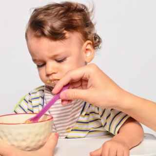How To Deal With Toddler Food Refusal