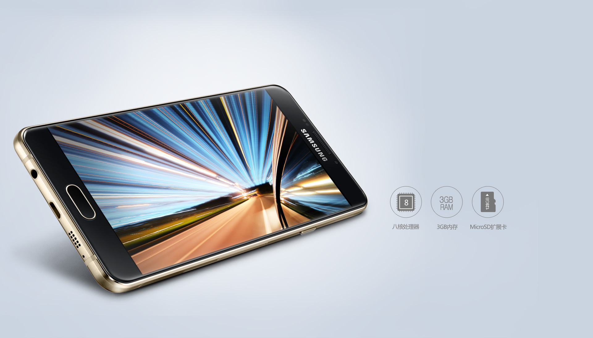 Other Than The Screen Size Being Larger Life Samsung Galaxy A9 Is Stuffed With A Mammoth Of Battery At 4000mAh Giving An Expectation One And