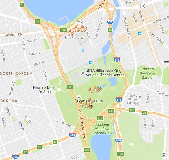 pokemon nest locations nyc
