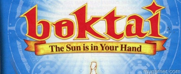 Boktai The Sun is in your Hand GBA Review Boktai: The Sun is in Your Hand (GBA) Review Boktai Banner