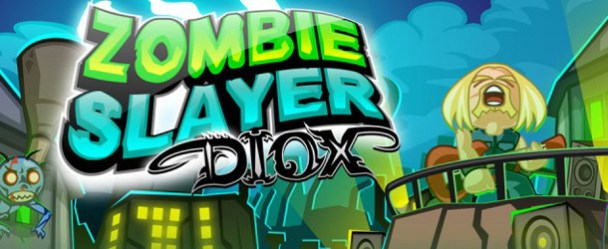Zombie Slayer Diox - (3DS eShop) Review Zombie Slayer Diox – (3DS eShop) Review ZombieSlay