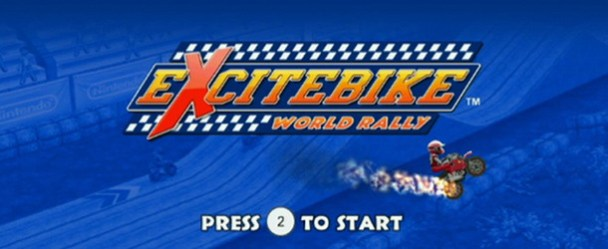 Excitebike: World Rally (WiiWare) Review Excitebike: World Rally (WiiWare) Review ExciteBik