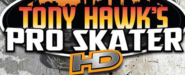 Tony Hawk HD