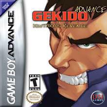 Gekido Advance: Kintaro's Revenge Gekido Advance: Kintaro's Revenge 114SquallSnake7