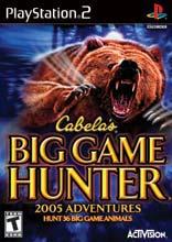 Cabela's Big Game Hunter 2005 Adventures Cabela's Big Game Hunter 2005 Adventures 244549