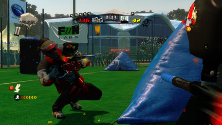 Professional Paintball Coming to Wii, PS2, PS3, and 360 Professional Paintball Coming to Wii, PS2, PS3, and 360 3118SquallSnake7