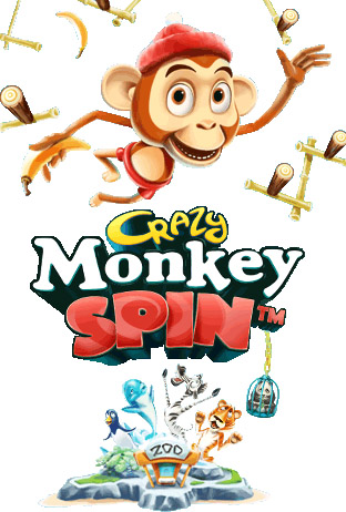 Crazy Monkey Spin Your iPhone Crazy Monkey Spin Your iPhone 3381SquallSnake7