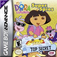 Dora the Explorer: Super Spies 550332Mistermostyn