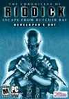 The Chronicles of Riddick: Escape From Butcher Bay - Developer The Chronicles of Riddick: Escape From Butcher Bay – Developer 550522CyberData2