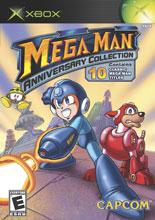 Mega Man Anniversary Collection Mega Man Anniversary Collection 550600Mistermostyn
