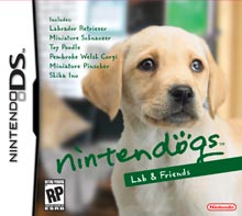 Nintendogs: Lab and Friends Nintendogs: Lab and Friends 551032SquallSnake7
