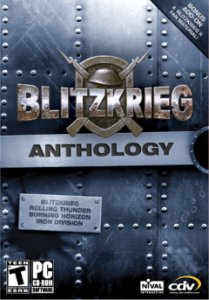 Blitzkrieg Anthology Blitzkrieg Anthology 551240JonnyLaw