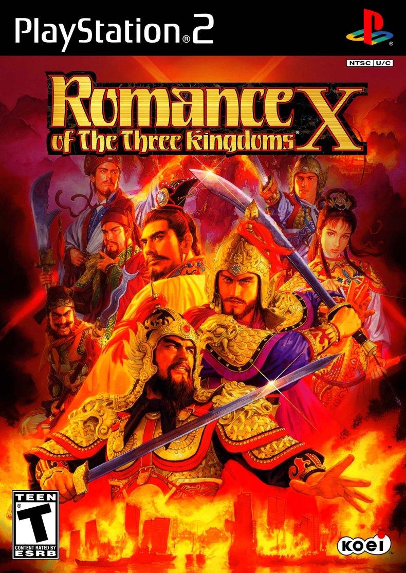 Romance of the Three Kingdoms X Romance of the Three Kingdoms X 551847asylum boy