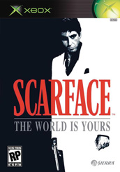 Scarface: The World is Yours Scarface: The World is Yours 551993ATomasino