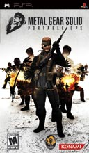 Metal Gear Solid: Portable Ops Metal Gear Solid: Portable Ops 552504SquallSnake7