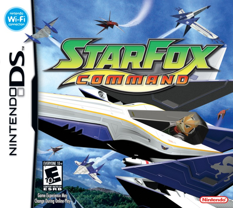Star Fox DS Review Star Fox DS Review 553544skull24