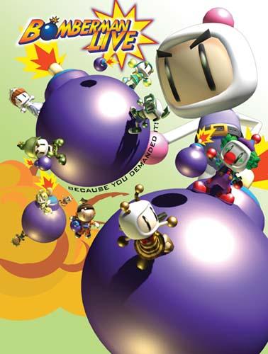 Bomberman LIVE Bomberman LIVE 553847SquallSnake7