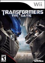 Transformers the Game Transformers the Game 553955SquallSnake7