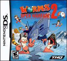 Worms: Open Warfare 2 Worms: Open Warfare 2 553966SquallSnake7
