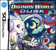 Digimon World: Dusk Digimon World: Dusk 553973SquallSnake7