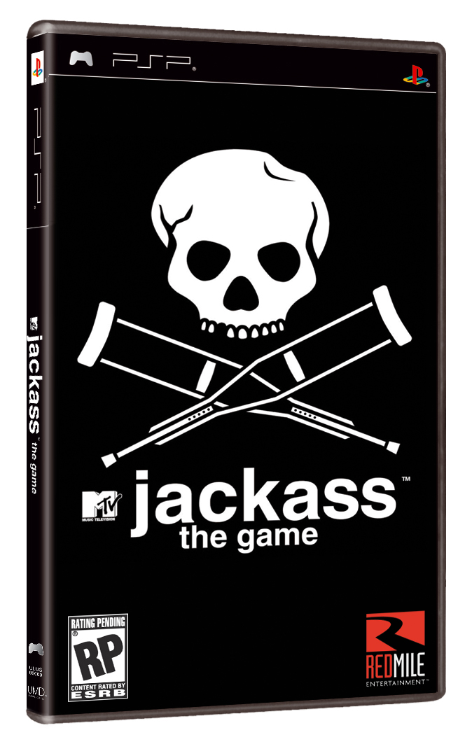 Jackass The Game Jackass The Game 554045SquallSnake7