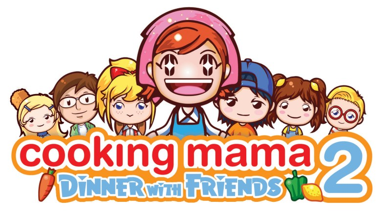 Cooking Mama 2: Dinner with Friends Cooking Mama 2: Dinner with Friends 554055SquallSnake7
