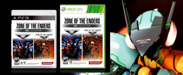 Zone of the Enders HD Collection Available Now! Zone of the Enders HD Collection Available Now! ZOEHD1