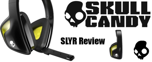Skullcandy SLYR Gaming Headset Review Skullcandy SLYR Gaming Headset Review SkullCandy SLYR Review