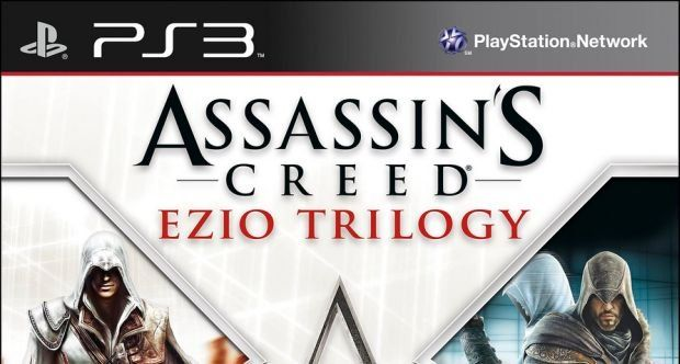Assassin's Creed  Ezio Trilogy Sneaks onto PS3 Assassin's Creed  Ezio Trilogy Sneaks onto PS3 ac2trilogyps3 23541