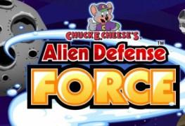 Chuck E. Cheese's Alien Defense Force (DSiWare) Review Chuck E. Cheese's Alien Defense Force (DSiWare) Review Chuck E Alien Def Force Banner