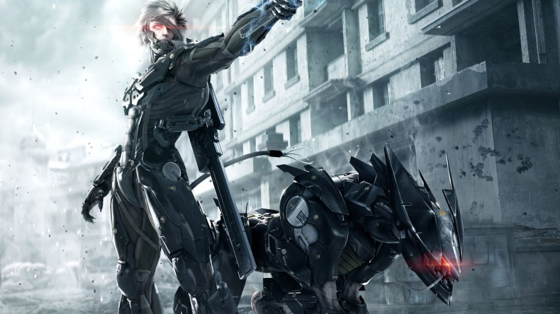 Metal Gear Rising Demo Now Available - Also Gets Tons of Merch! Metal Gear Rising Demo Now Available – Also Gets Tons of Merch! metal gear rising revengeance dog