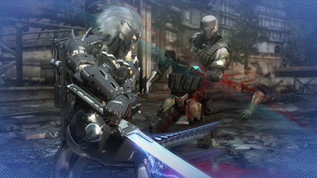 Cut-N-Take Metal Gear Rising: Revengeance (PS3) Review Metal Gear Rising: Revengeance (PS3) Review MGR 120920 zangeki mode
